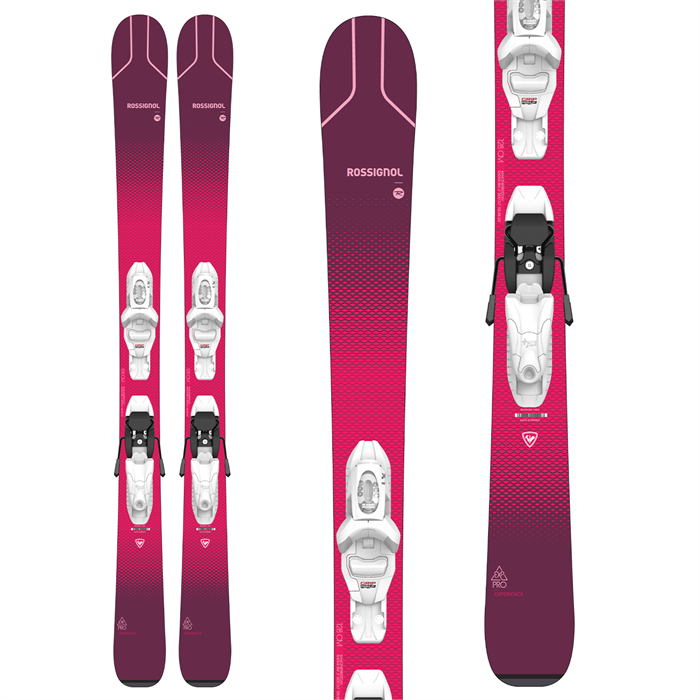 Rossignol - Experience Pro W Skis + Kid X 4 GW Bindings - Little Girls' 2021