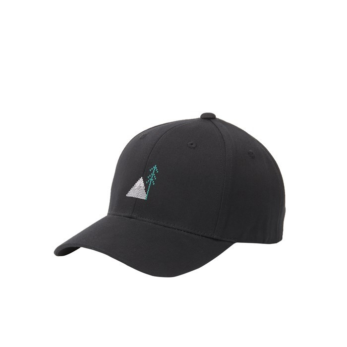 Tentree - Peaks Embroidery Eclipse Hat