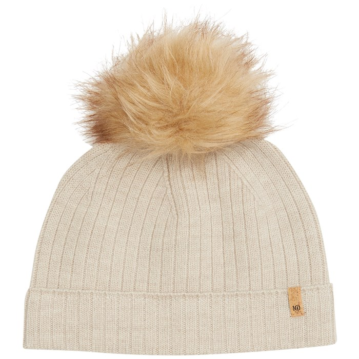 Tentree - Wool Faux Fur Pom Beanie