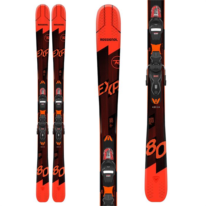 Rossignol - Experience 80 Ci Skis + Xpress 11 GW Bindings 2021