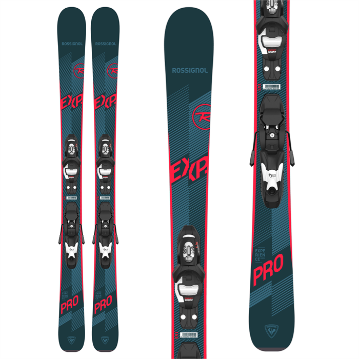 Rossignol - Experience Pro Skis + Kid X 4 GW Bindings - Little Boys' 2021