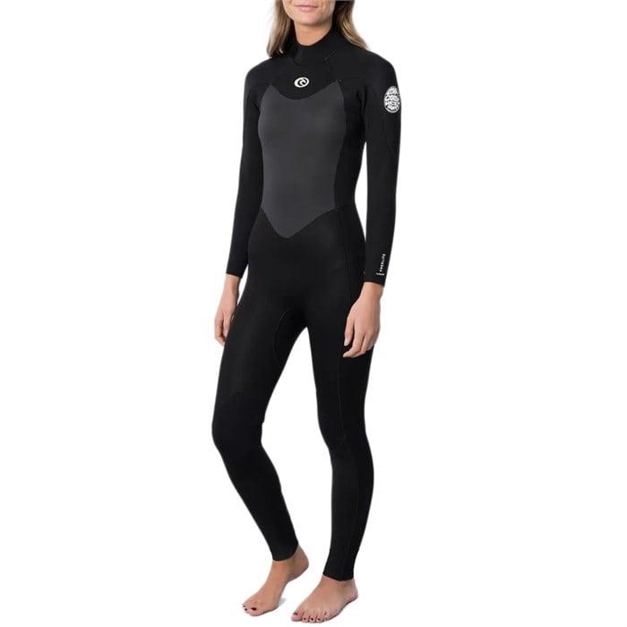 Rip Curl - 4/3 Omega Back Zip Wetsuit - Women's