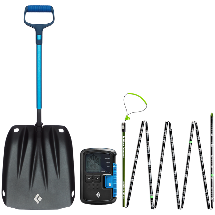 Black Diamond - Guide Avalanche Safety Package