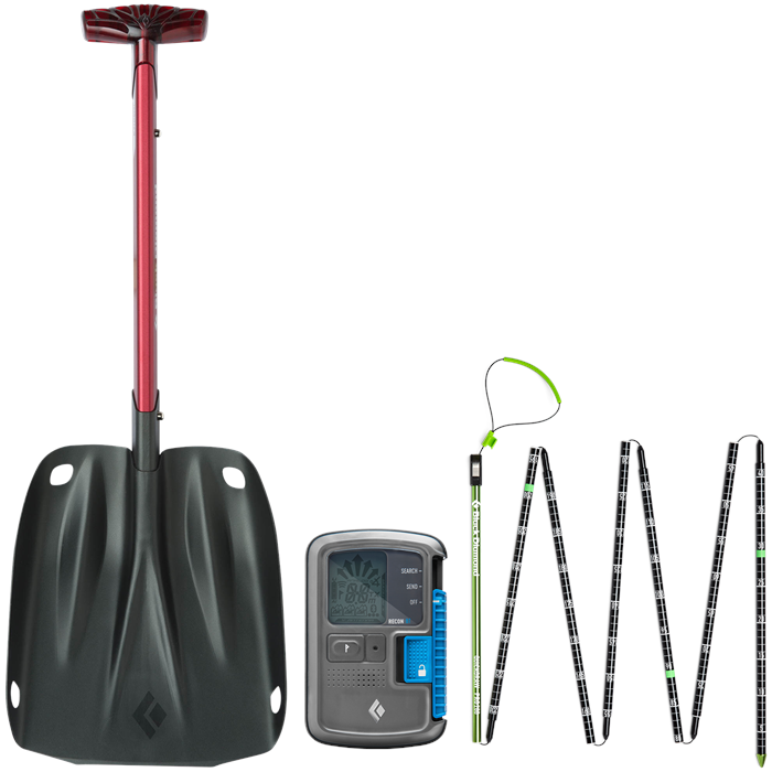 Black Diamond - Recon Avalanche Safety Package