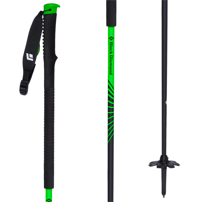 Black Diamond - Vapor Carbon Ski Poles 2022