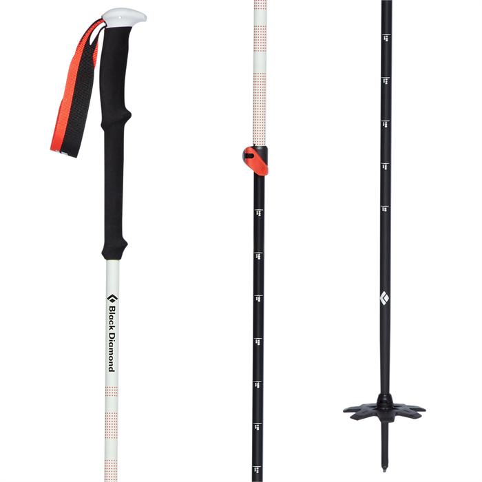 Black Diamond - Expedition 2 Ski Poles 2022