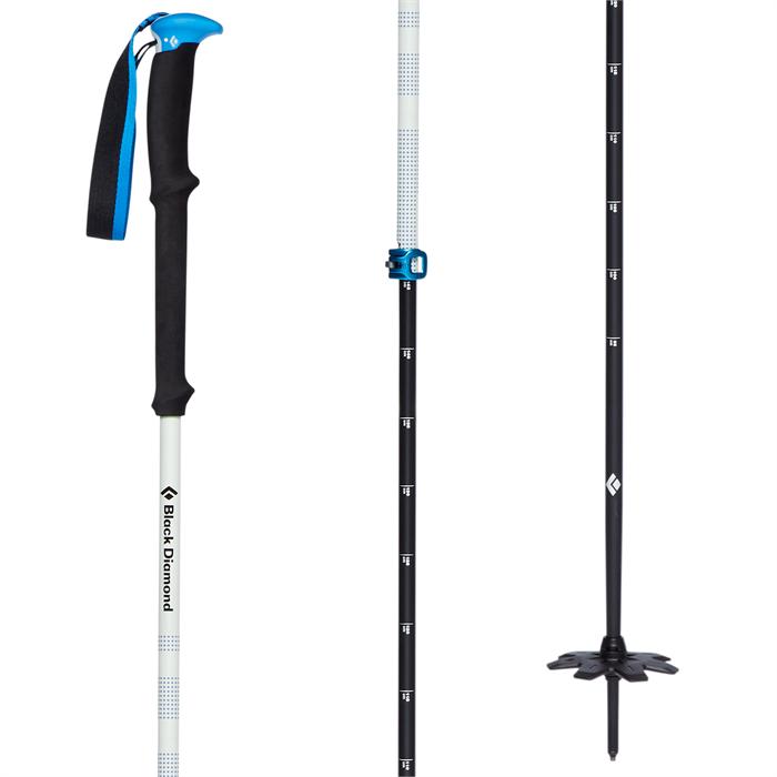 Black Diamond - Expedition 2 Pro Ski Poles 2022