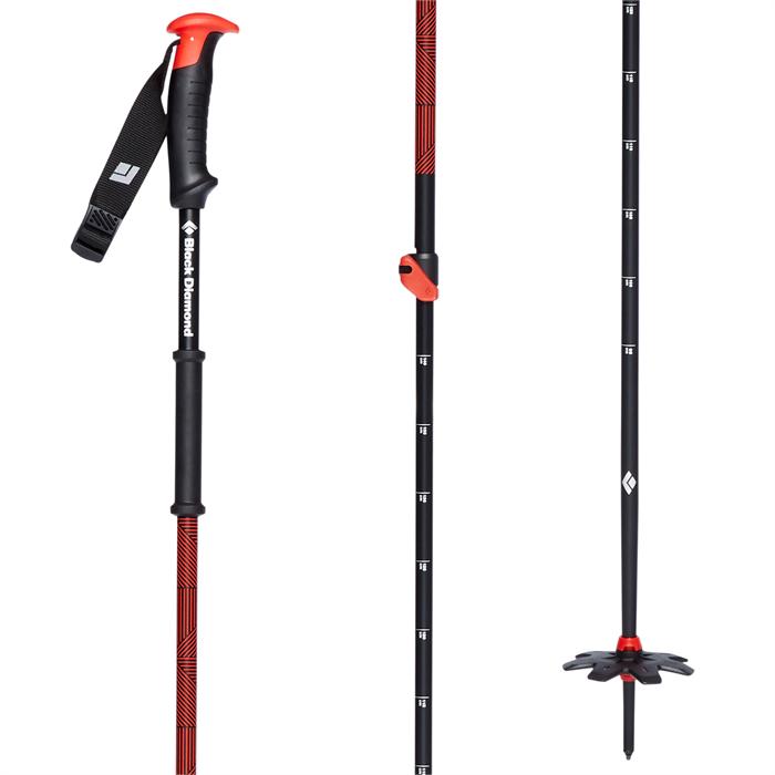 Black Diamond - Traverse Ski Poles 2022