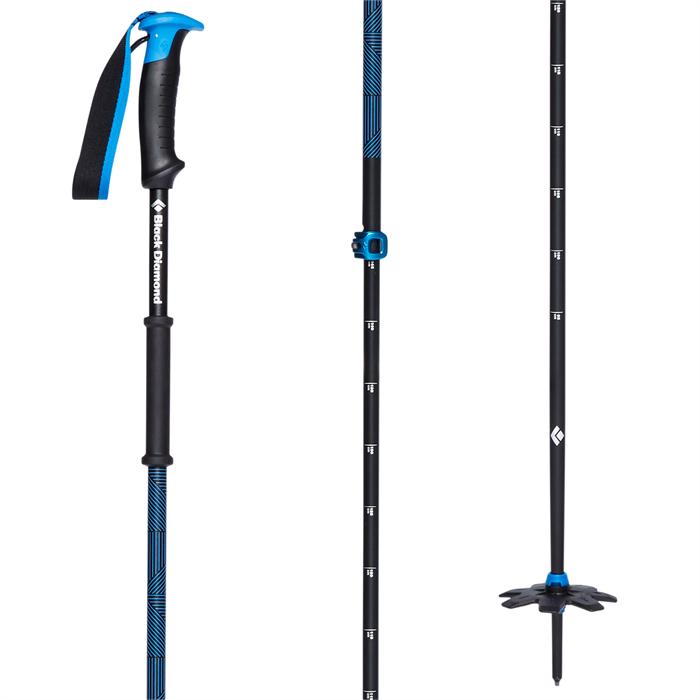 Black Diamond - Traverse Pro Ski Poles 2022