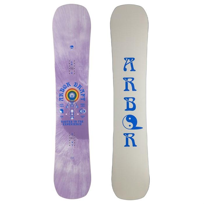 Arbor - Draft Rocker Snowboard 2022