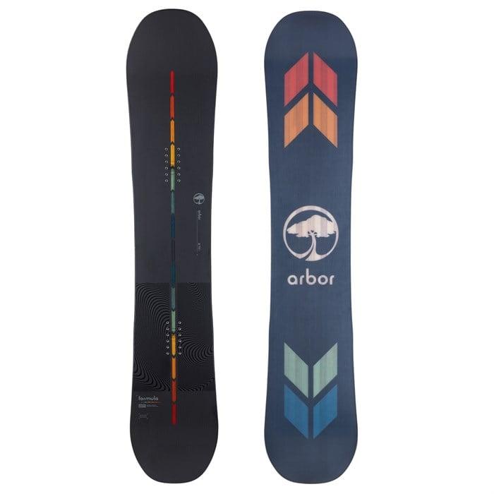Arbor - Formula Rocker Snowboard 2022
