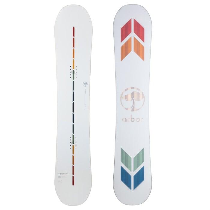 Arbor - Poparazzi Camber Snowboard - Women's 2022