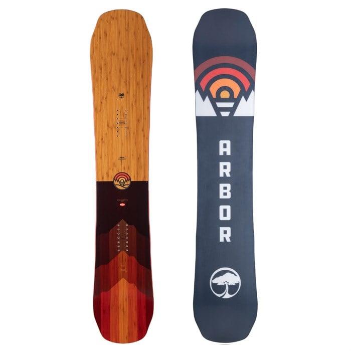 Arbor - Shiloh Camber Snowboard 2022