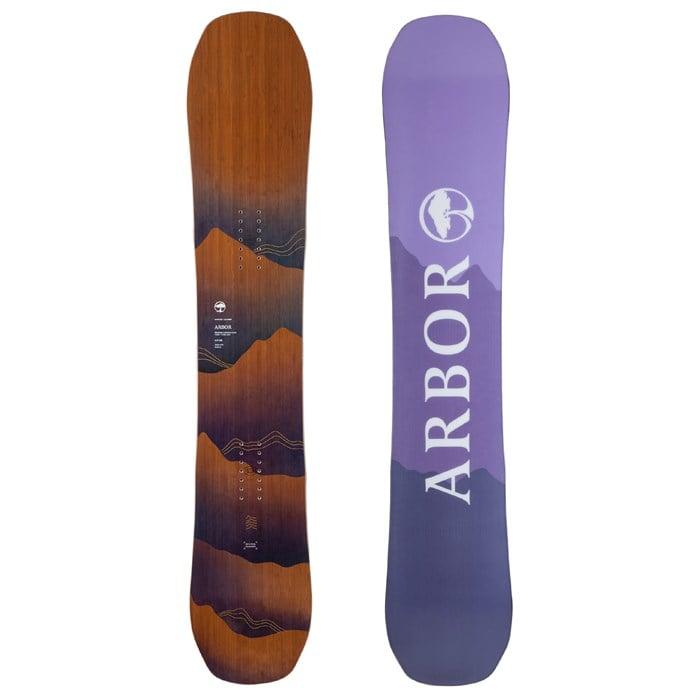 Arbor - Swoon Camber Snowboard - Women's 2022