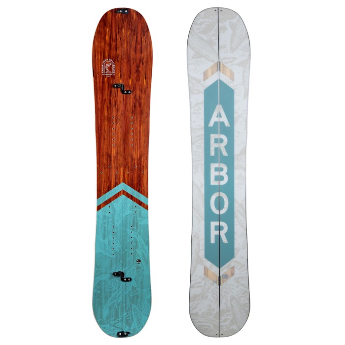 Arbor - Veda Splitboard - Women's 2022