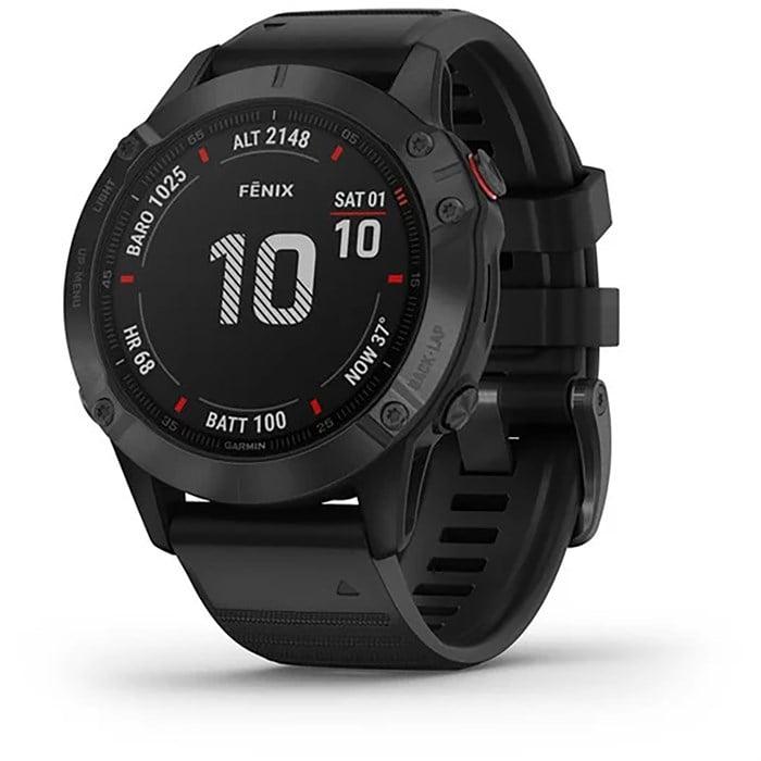 Garmin - fenix® 6 - Pro Multisport GPS Watch