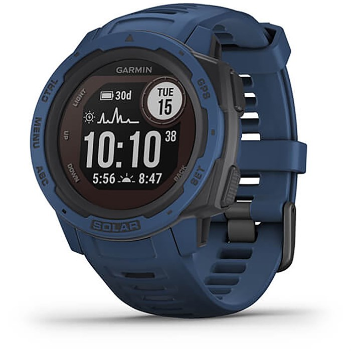 Garmin - Instinct® Solar GPS Watch