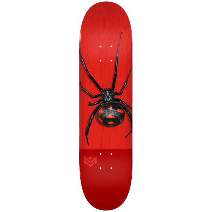 Mini Logo - Poison Black Widow 7.75 Skateboard Deck