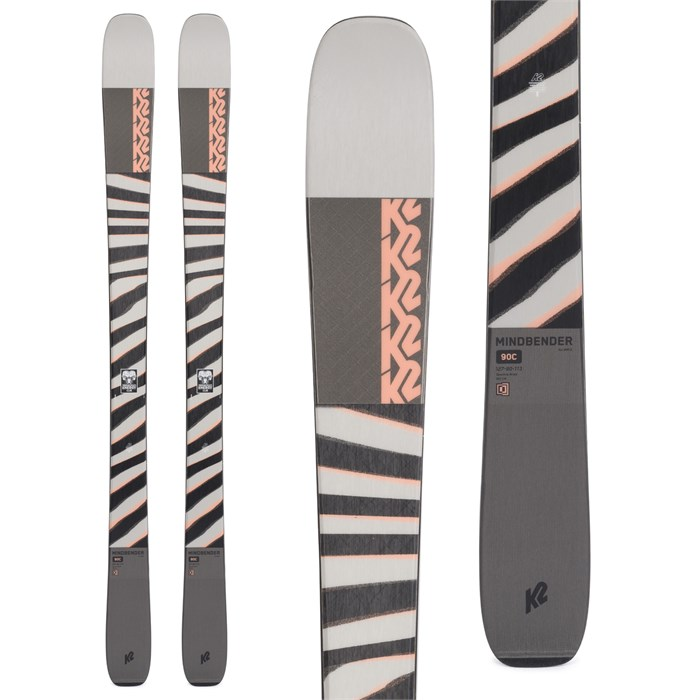 K2 - Mindbender 90C Alliance Skis - Women's 2022