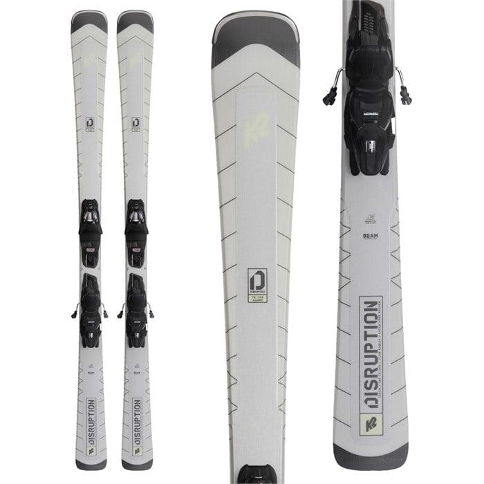 K2 - Disruption 75 Alliance Skis + ERP 10 Quikclik Bindings - Women's 2022
