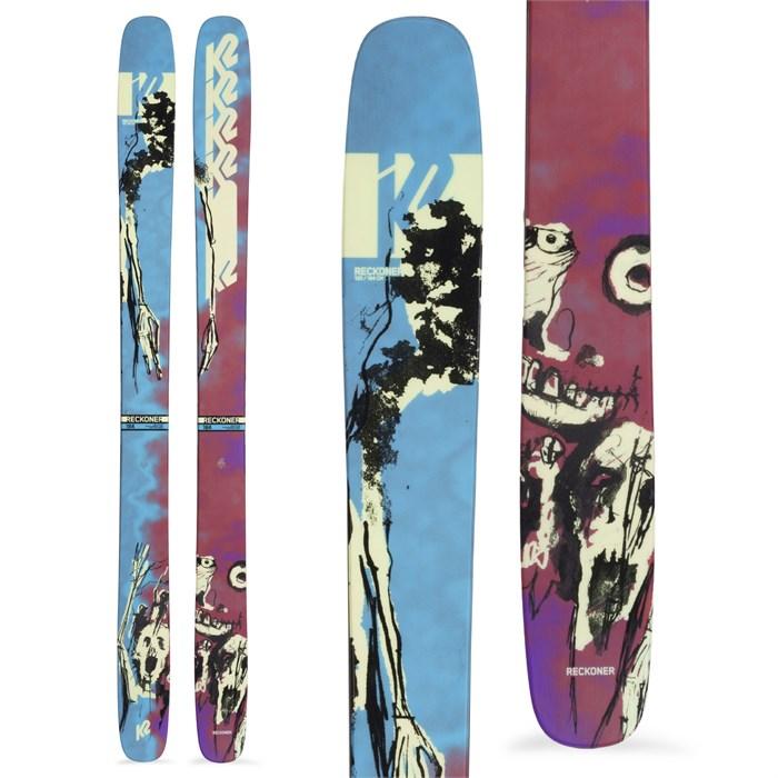 K2 - Reckoner 122 Skis 2022