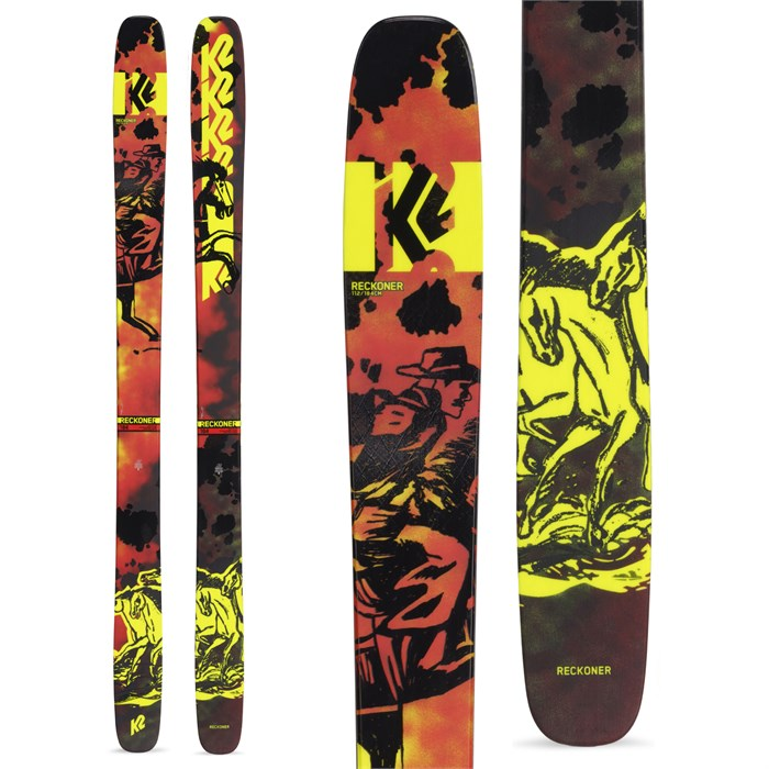 K2 - Reckoner 112 Skis 2022