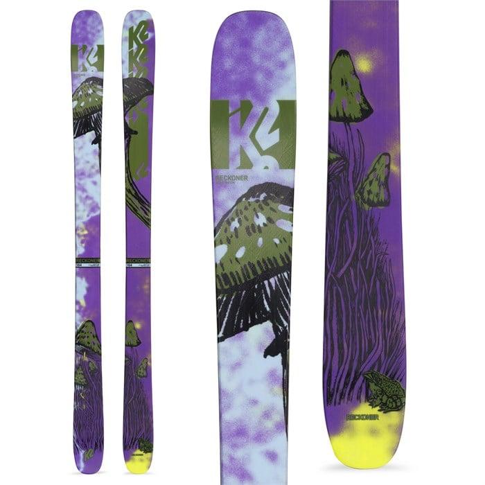 K2 - Reckoner 102 Skis 2022