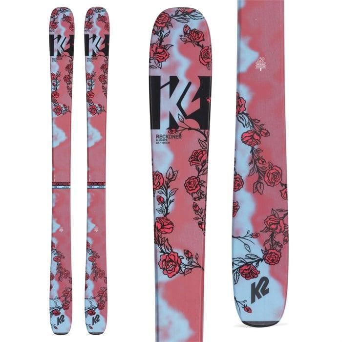 K2 - Reckoner 92 Alliance Skis - Women's 2022