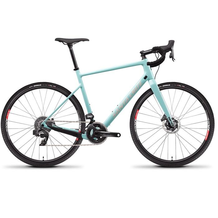 Santa Cruz Bicycles - Stigmata CC Force 2X Complete Bike 2021