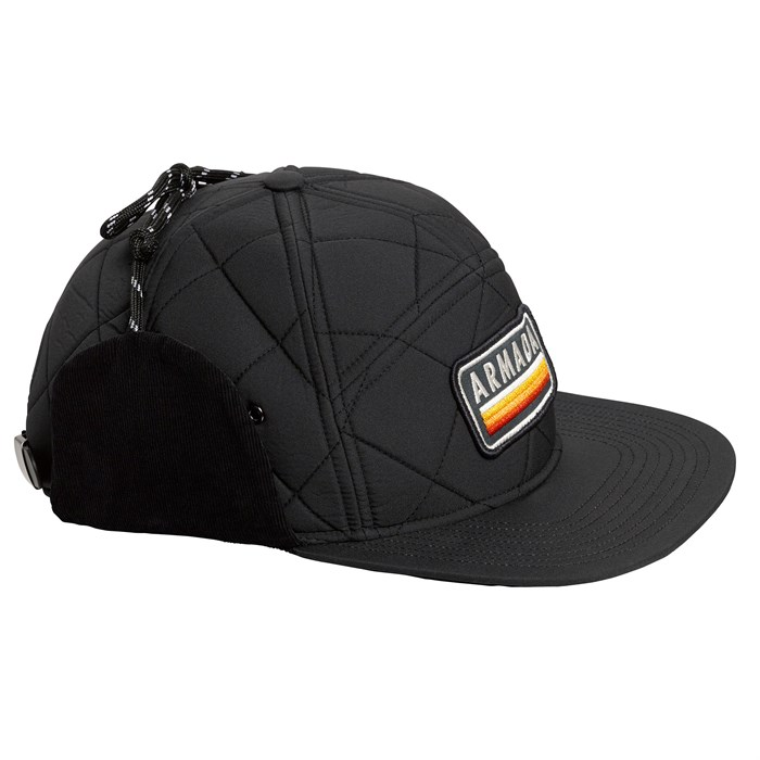 Armada - Seven Panel Quilted Hat