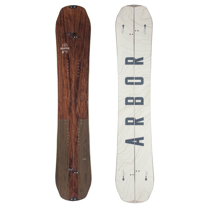 Arbor - Coda Rocker Splitboard - Blem 2021