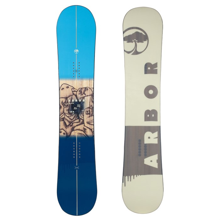 Arbor - Relapse Snowboard - Blem 2021