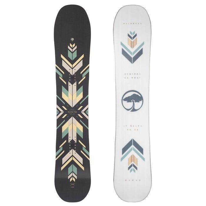 Arbor - Veda Snowboard - Blem - Women's 2021
