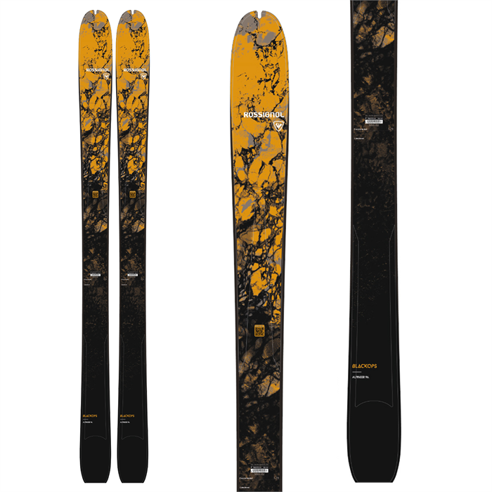Rossignol - Black Ops Alpineer 96 Skis 2022