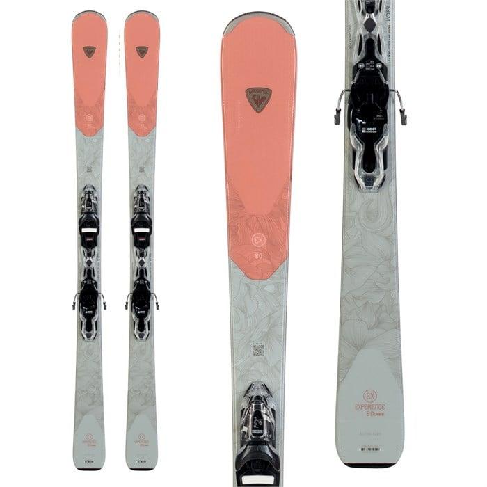 Rossignol - Experience W 80 Ca Skis + Xpress 11 GW Bindings - Women's 2022