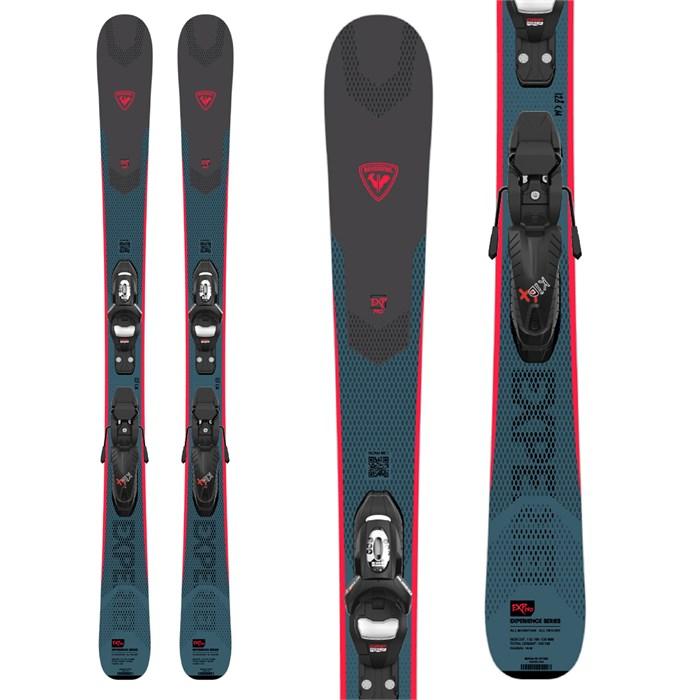 Rossignol - Experience Pro Skis + Kid X 4 GW Bindings - Little Boys' 2022