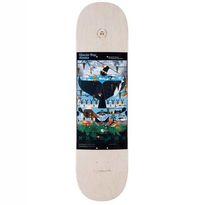 Habitat - Harper Glacier Bay 8.125 Skateboard Deck