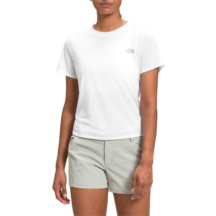 The North Face - Wander Twist Back Short-Sleeve Top - Women's