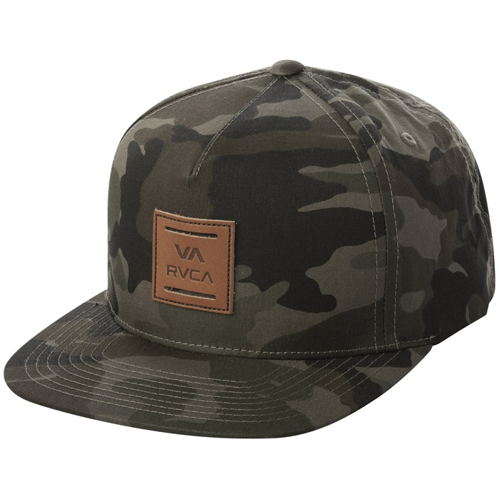 RVCA - VA All The Way Snapback Hat