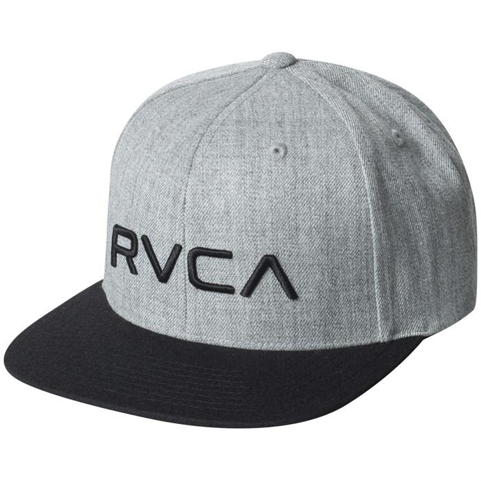 RVCA - Twill Snapback II Hat - Big Boys'