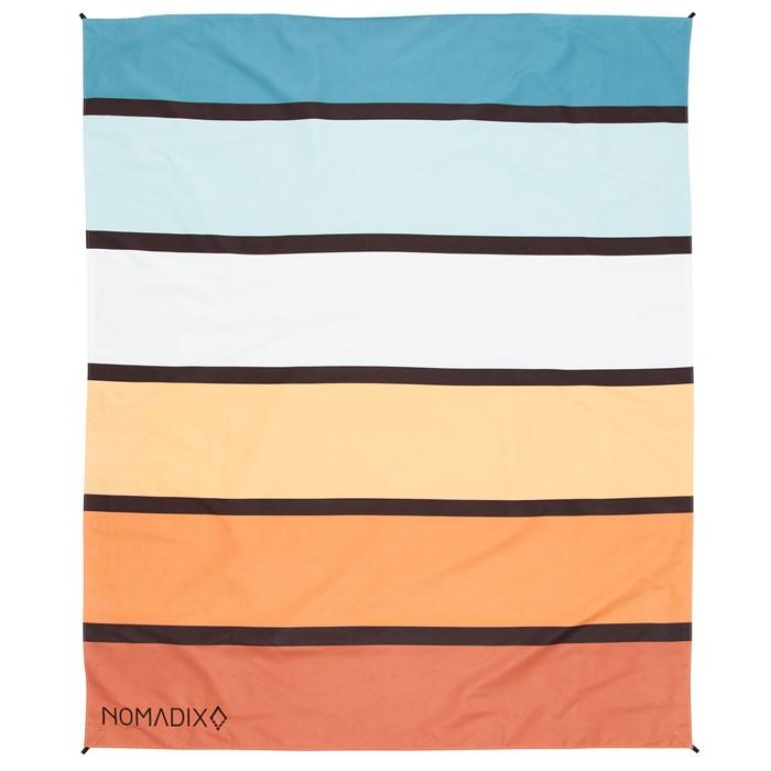 Nomadix - Stripes Sunset Festival Blanket