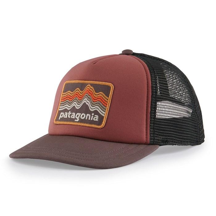 Patagonia - Ridge Rise Stripe Interstate Trucker Hat - Women's