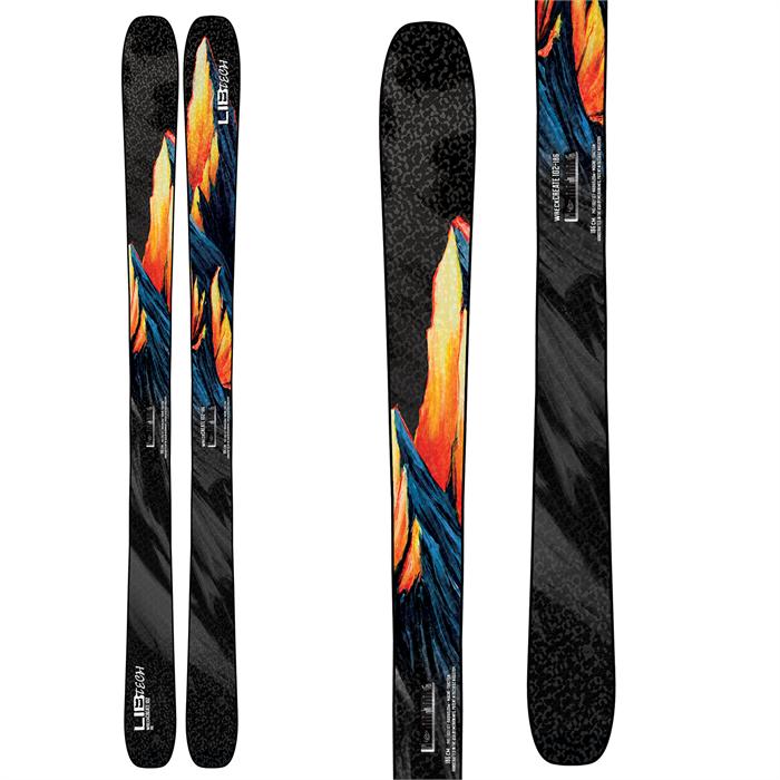 Lib Tech - Wreckreate 102 Skis 2022