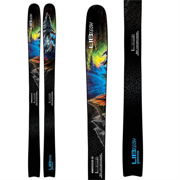 Lib Tech - Wunderstick 100 Skis 2022