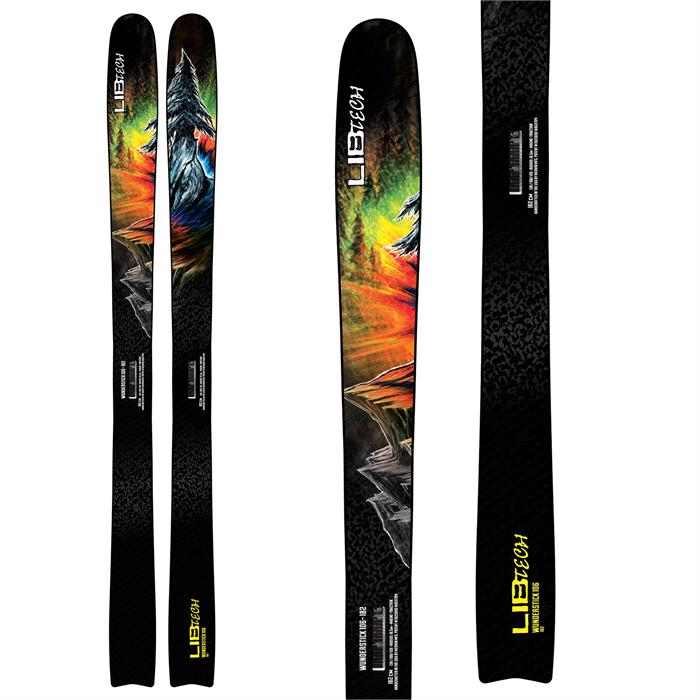 Lib Tech - Wunderstick 106 Skis 2022