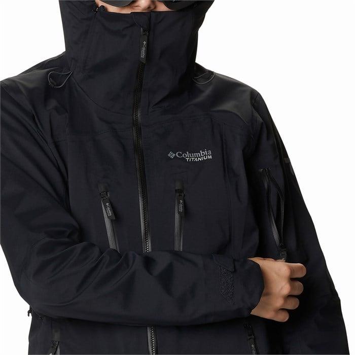Columbia - Peak Pursuit 3L Jacket - Women's