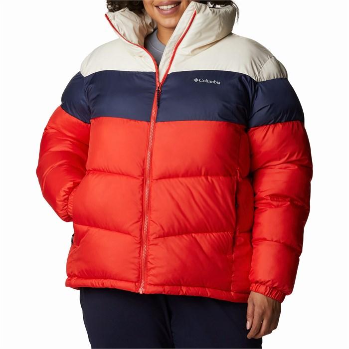 Columbia - Puffect Plus Size Jacket - Women's