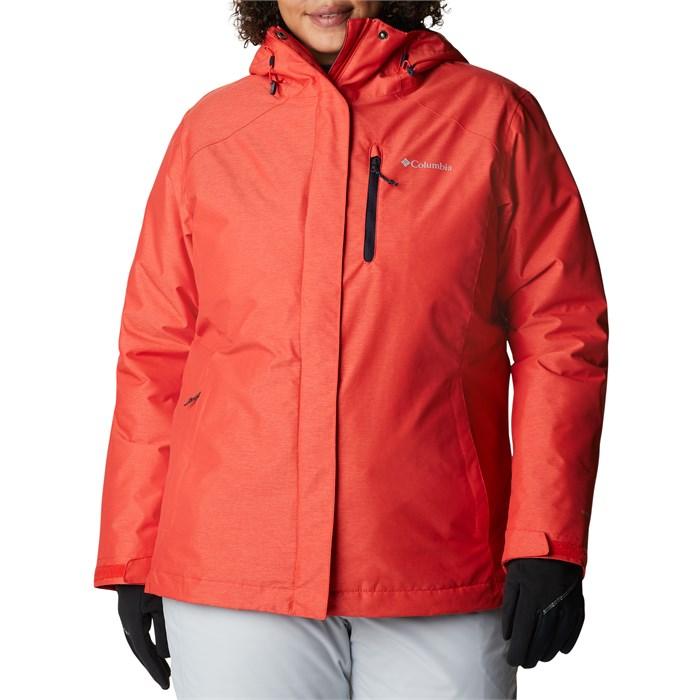 Columbia - Whirlibird IV Interchange Plus Size Jacket - Women's