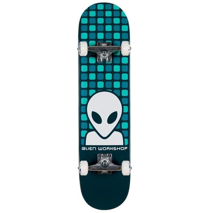 Alien Workshop - Matrix Blue Complete 7.75 Skateboard Complete