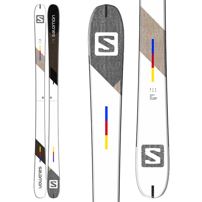 Salomon - NFX Skis 2021